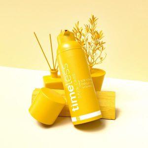 serum vitamin c giá bình dân TIMELESS SKINCARE 20% C + E + FERULIC ACID SERUM