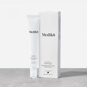 lotion niacinamide Medik8 Clarity Peptides