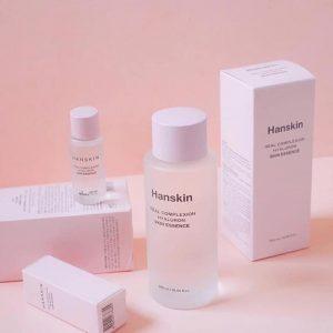 toner cấp ẩm Hanskin Hyaluron Skin Essence