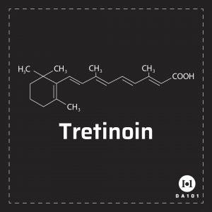 SO SÁNH retinol và tretinoin