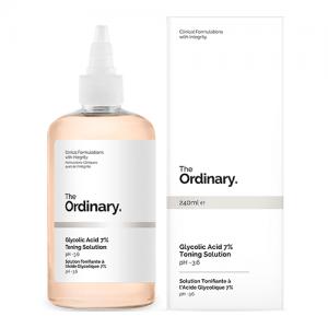 Sản phẩm AHA: The Ordinary Glycolic Acid 7% Toning Solution