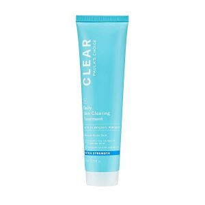 Sản phẩm Benzoyl Peroxide - Clear Regular Strength Daily Skin Clearing Treatment With 2.5% Benzoyl Peroxide