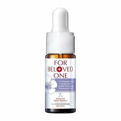 7% Mandelic Acid + Azelaic Acid Gentle Renewing Brightening Peel
