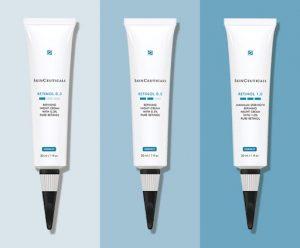 So sánh Retinol Skinceuticals và Retinol Skinmedica
