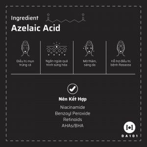 Azelaic Acid có tác dụng gì? - Bí kíp cho làn da mụn