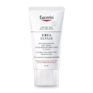 Kem dưỡng Ceramide - Urea Repair Rich Replenishing Face Cream 5% Urea + Ceramides