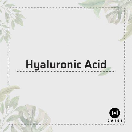 Hyaluronic Acid là gì? Tác dụng của Hyaluronic Acid đối với làn da
