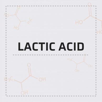 Lactic Acid là gì? Công dụng của Lactic Acid đem đến cho làn da