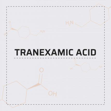 Tranexamic Acid là gì? Chìa khóa mang lại làn da trắng sáng