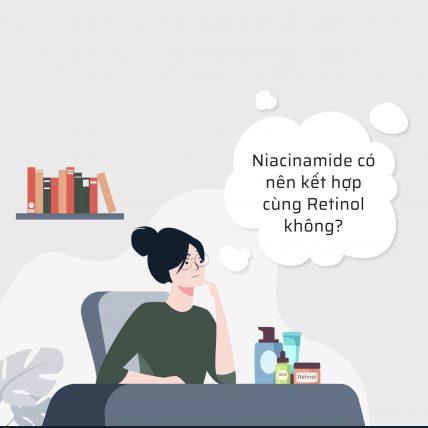 Niacinamide và Retinol – Sự kết hợp hoàn hảo cho làn da chống lão hóa?