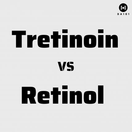 So sánh Retinol và Tretinoin khác nhau như thế nào?